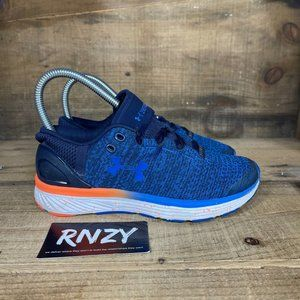 Under Armour Charged Bandit 3 Blue Athletic Shoes